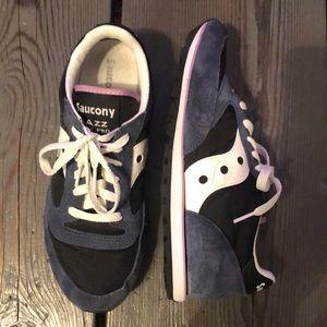 Saucony jazz Low Pro athletic shoes  size 8.5